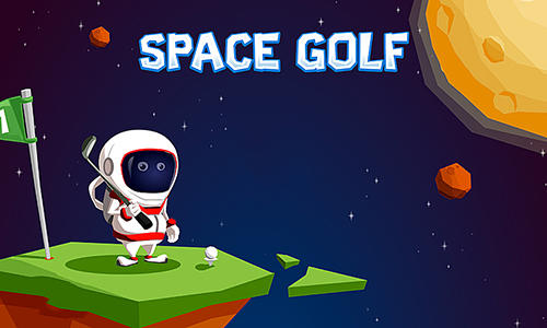 Space golf galaxy обложка