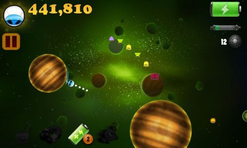 Space hero screenshot 1