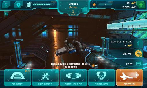 Space jet screenshot 3