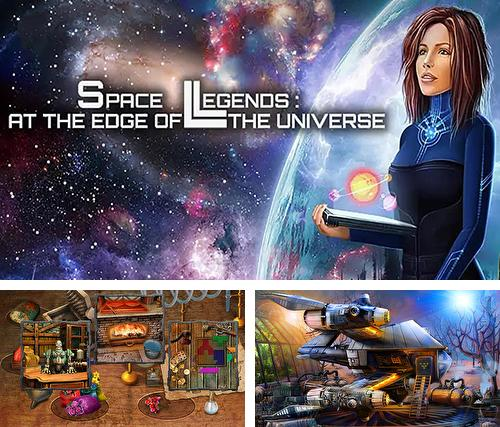 Space legends: Edge of universe