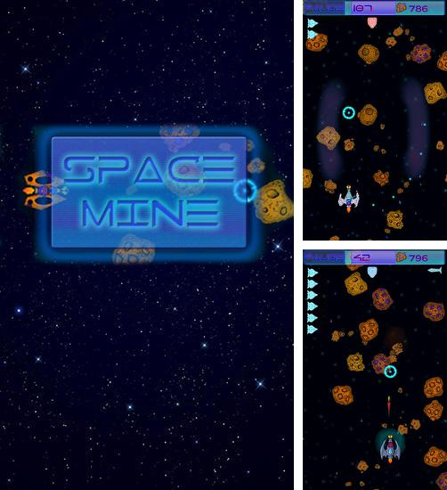 In addition to the game Penny Parlor for Android phones and tablets, you can also download Space mine for free.