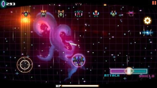 Space overdrive screenshot 1