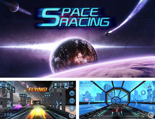 In addition to the game Crazy racer 3D for Android phones and tablets, you can also download Space racing 3D for free.