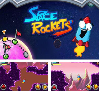 In addition to the game Survival Race for Android phones and tablets, you can also download Space Rockets for free.