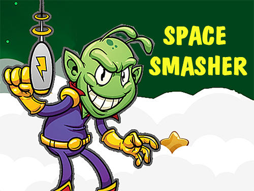 Space smasher: Kill invaders обложка