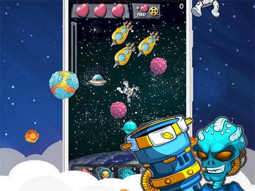 Space smasher: Kill invaders скриншот 2
