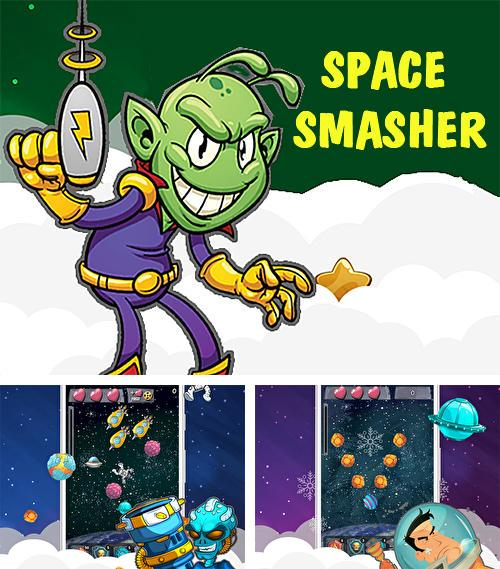 In addition to the game Wild west race for Android phones and tablets, you can also download Space smasher: Kill invaders for free.