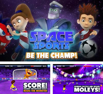 In addition to the game Skycross for Android phones and tablets, you can also download Space Sports for free.