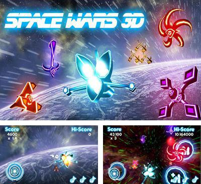 In addition to the game Speed Forge 3D for Android phones and tablets, you can also download Space Wars 3D for free.
