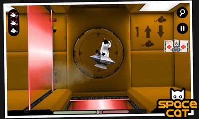 Screenshots von SpaceCat für Android-Tablet, Smartphone.