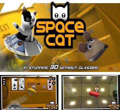 In addition to the game Chicken Coup Remix HD for Android phones and tablets, you can also download SpaceCat for free.