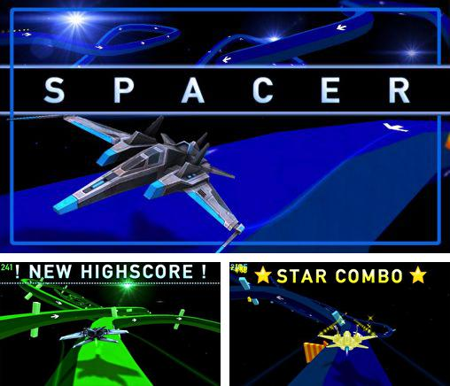 In addition to the game Tyrant unleashed for Android phones and tablets, you can also download Spacer for free.