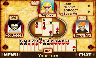 Download Spade Master Live Android free game.