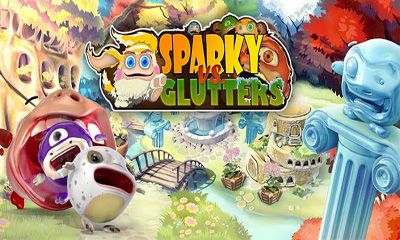 Sparky vs Glutters poster