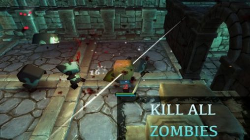 Download Spartacus vs. zombies Android free game.