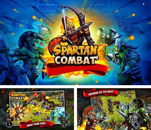 Кроме игры Spartans vs Zombies Defense скачайте бесплатно Spartan combat: Godly heroes vs master of evils для Android телефона или планшета.