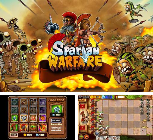 In addition to the game The wars 2: Evolution - Begins for Android phones and tablets, you can also download Spartan warfare for free.