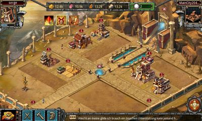 Juega a Spartan Wars Empire of Honor para Android. Descarga gratuita del juego Guerras de Esparta - Imperio de Honor .