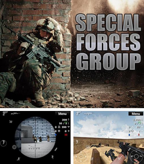 In addition to the game Critical Missions SWAT for Android phones and tablets, you can also download Special forces group for free.