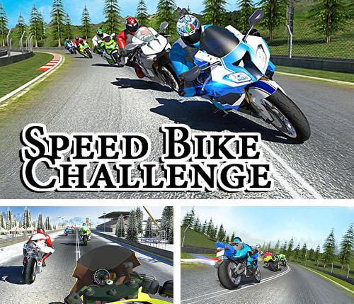Speed bike challenge