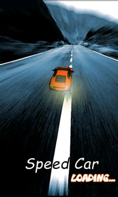 Speed Car poster