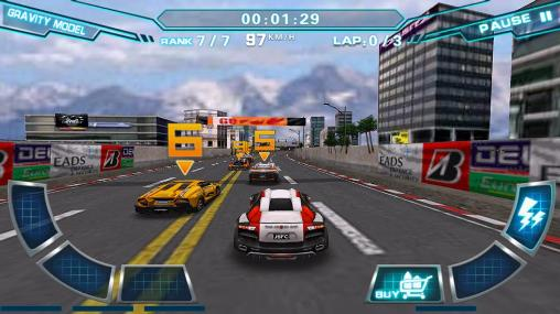 Speed car: Reckless race screenshot 2