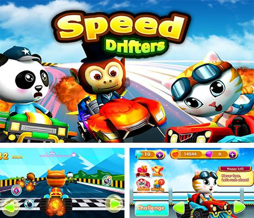 Speed drifters: Go kart racing