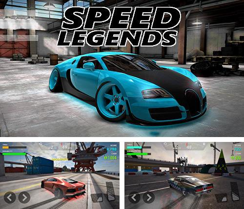 In addition to the game Drift tuner 2019 for Android phones and tablets, you can also download Speed legends: Drift racing for free.
