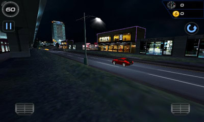 Screenshots von Speed Night 2 für Android-Tablet, Smartphone.
