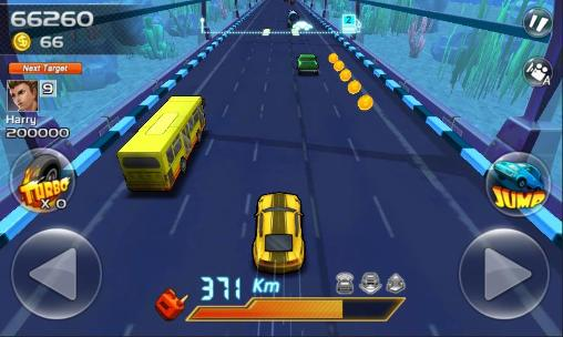 Гра Speed racing на Android - повна версія.