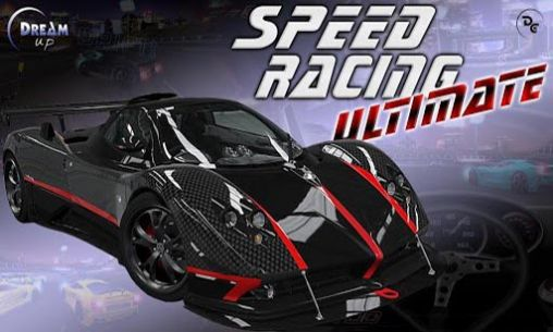Speed racing: Ultimate обложка