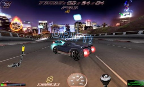 Juega a Speed racing: Ultimate para Android. Descarga gratuita del juego Carreras de Velocidad Definitivas.