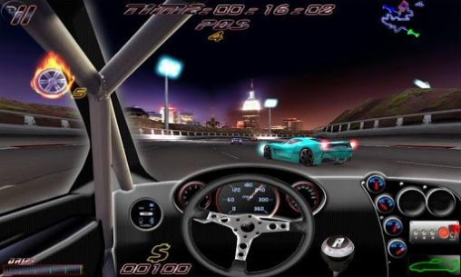 Screenshots do Speed racing: Ultimate - Perigoso para tablet e celular Android.
