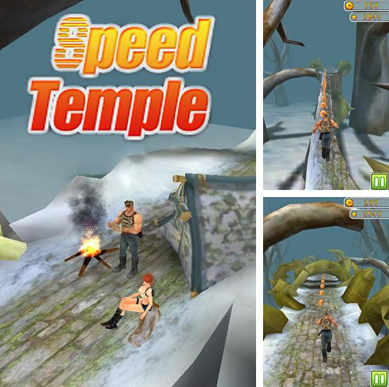 In addition to the game Bike Race Run in Racing Temple for Android phones and tablets, you can also download Speed temple for free.