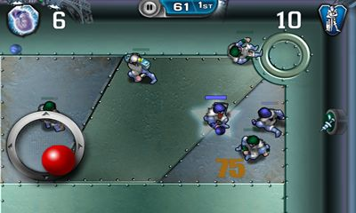 Screenshots von Speedball 2 Evolution für Android-Tablet, Smartphone.