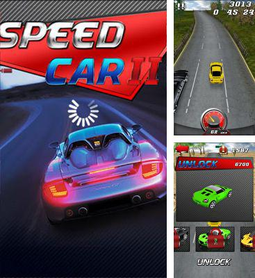 In addition to the game Turbo Racing 3D for Android phones and tablets, you can also download SpeedCarII for free.