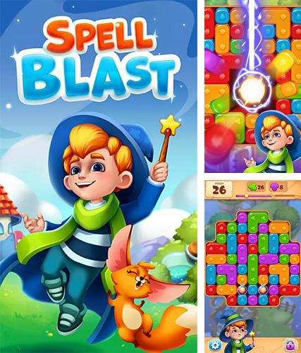 Spell blast: Magic journey