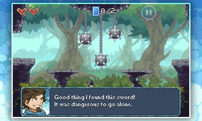 Screenshots of the Spell Sword for Android tablet, phone.