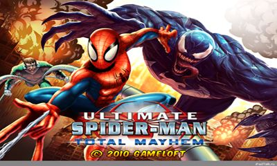 Spider-Man Total Mayhem HD обложка