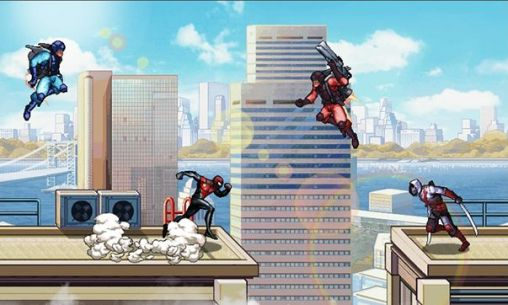 Jogue Spider-man: Ultimate power para Android. Jogo Spider-man: Ultimate power para download gratuito.