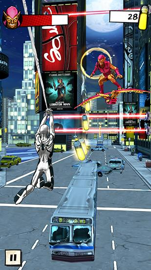 Spider-man unlimited screenshot 1
