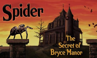 Spider Secret of Bryce Manor