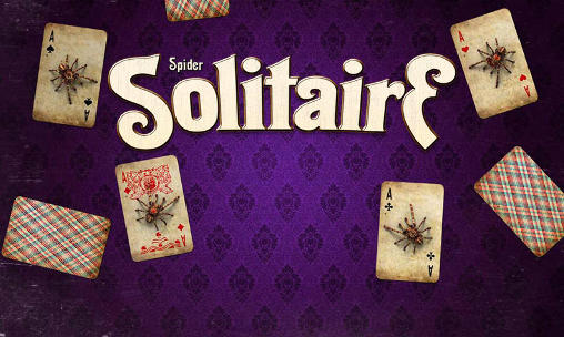 Spider solitaire by Elvista media solutions обложка