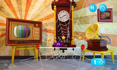Spiders Escape 3D screenshot 4