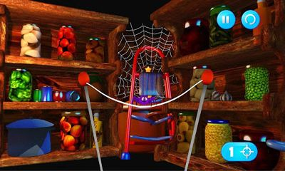 Spiders Escape 3D screenshot 5