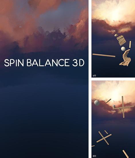 In addition to the game Love engine for Android phones and tablets, you can also download Spin balance 3D for free.