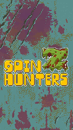 Spin hunters poster
