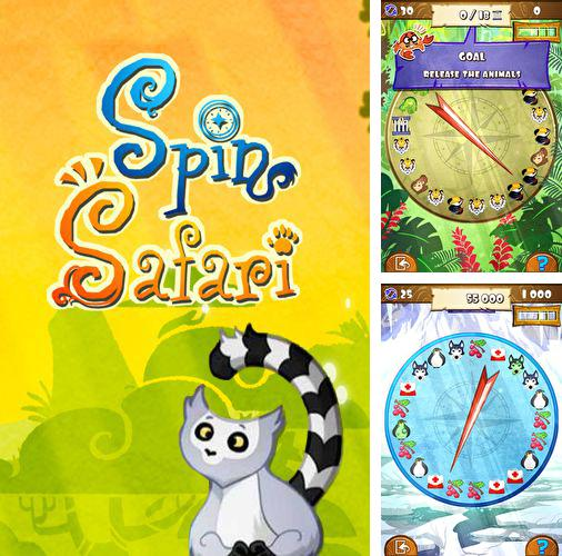 In addition to the game Sixside: Runner rush for Android phones and tablets, you can also download Spin safari for free.