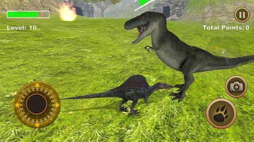 Spinosaurus survival simulator screenshot 1