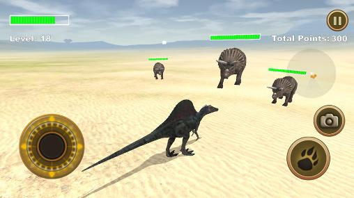 Spinosaurus survival simulator screenshot 2